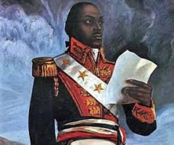 The Start Of The Haitian Revolution