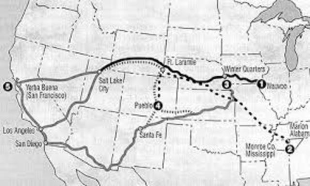 Mormon Migration