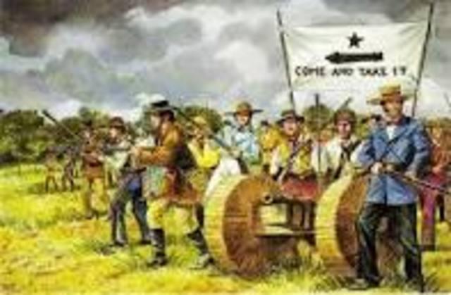 Battle of Gonzalez