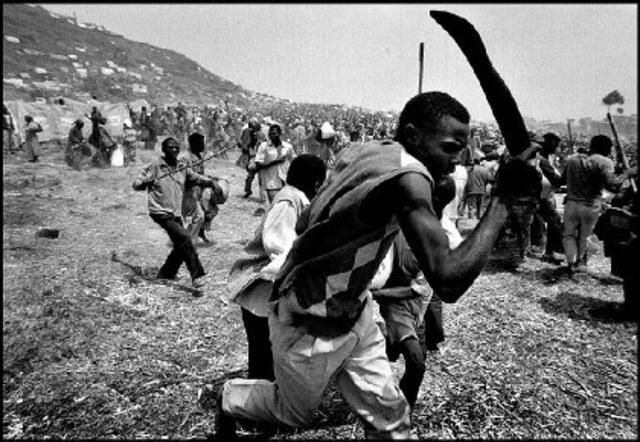 Hutu V.S. Tutsi