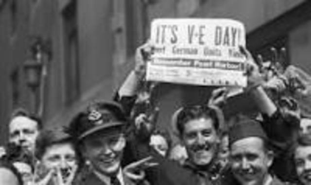 Victory in Europe (VE) Day (1945)