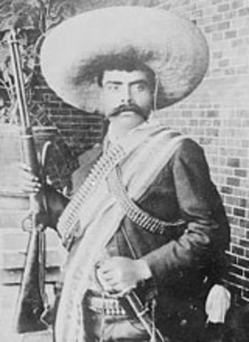End Of The Mexican Revolution