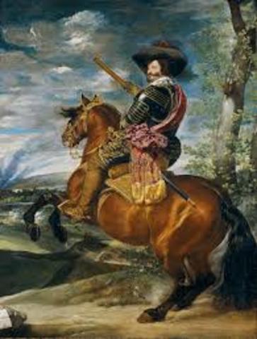 Reinado de Conde Duque de Olivares
