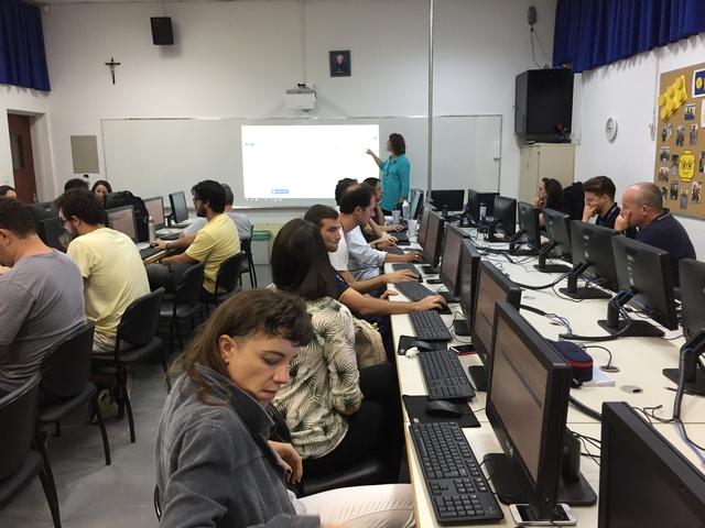 Curso de Tecnologia e Inovação em Educação