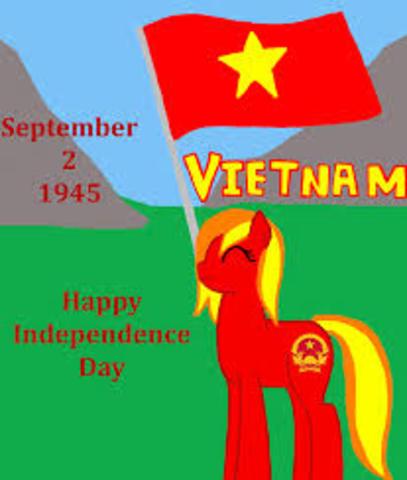 Vietnam Independence