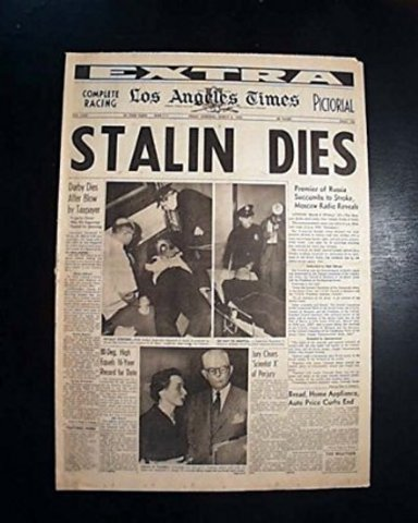 Death of Stalin