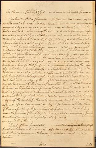 Treaty of Guadalupe-Hidaglo