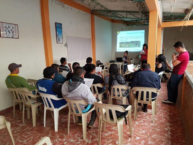 Lanzamiento de Diplomado en Gestión del recurso hídrico y Taller de conflictos ambientales
