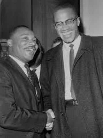 Assassination's of Malcom X and MLK, jr.
