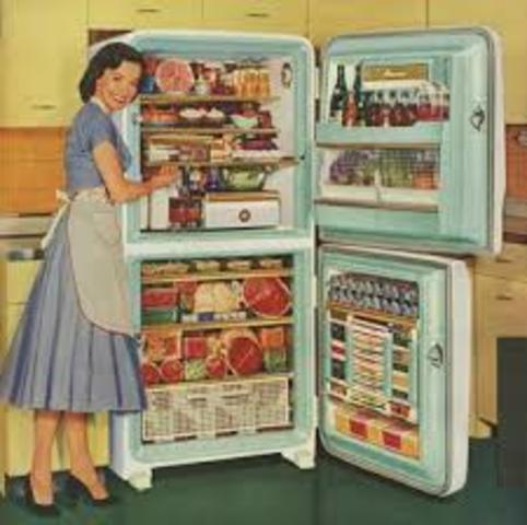 Rise of Refrigerators