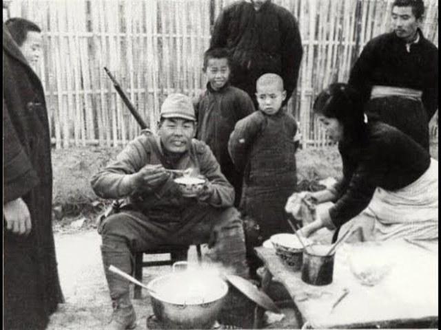 rape of nanjing
