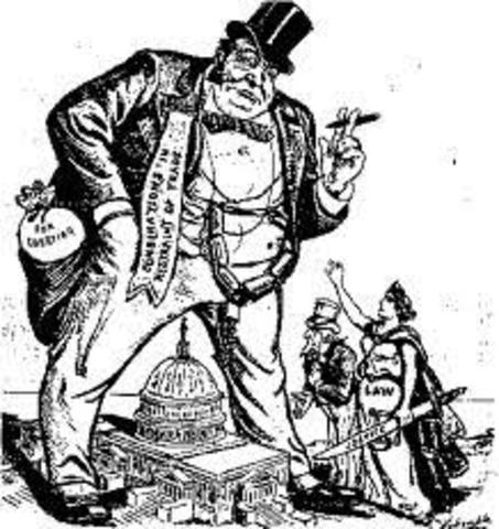 Robber baron's(Capital of Industry)