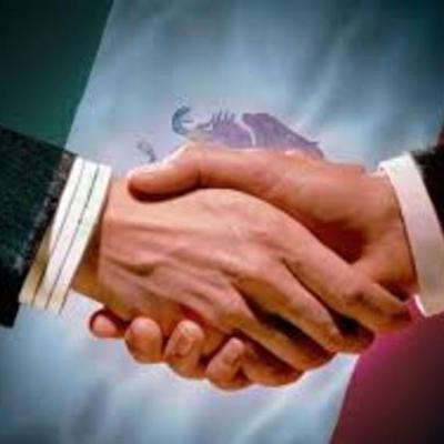 Los trece tratados de libre comercio de México timeline