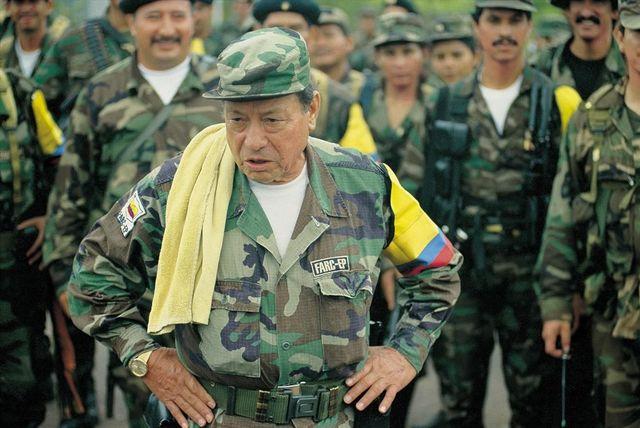 Surgimiento de la guerrilla de las FARC