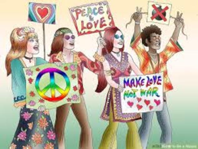 Los hippie