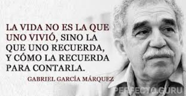 La muerte de Gabriel García Márquez