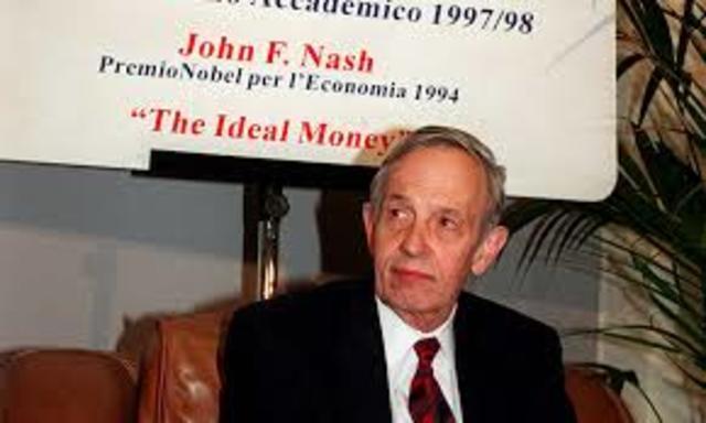 Premio nobel de John Nash