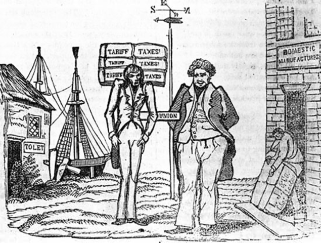 The Tariff of 1828
