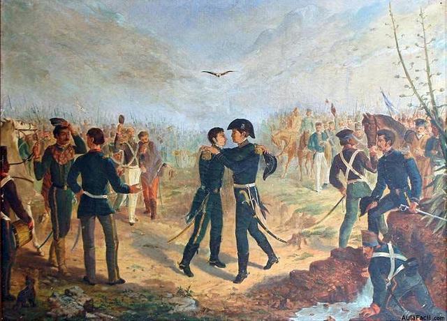 Independencia de las colonias