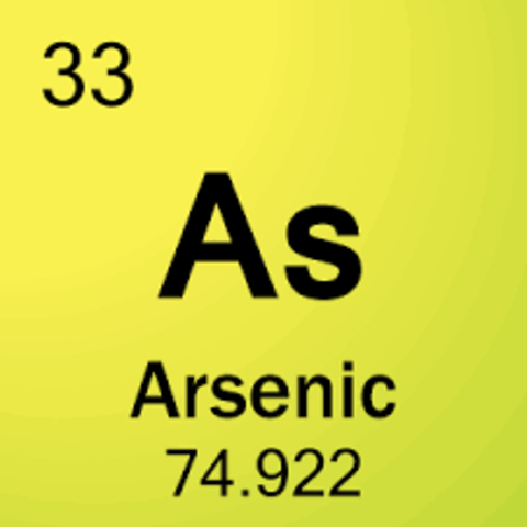 Arsenic Discovered