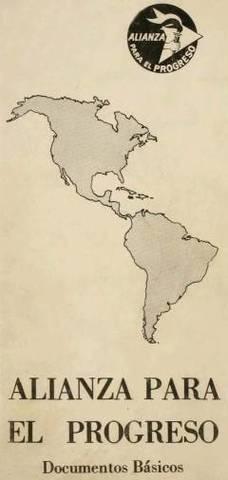 """Alianza para el progreso """"Cuba"""""""