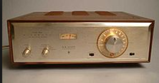 the first stereo