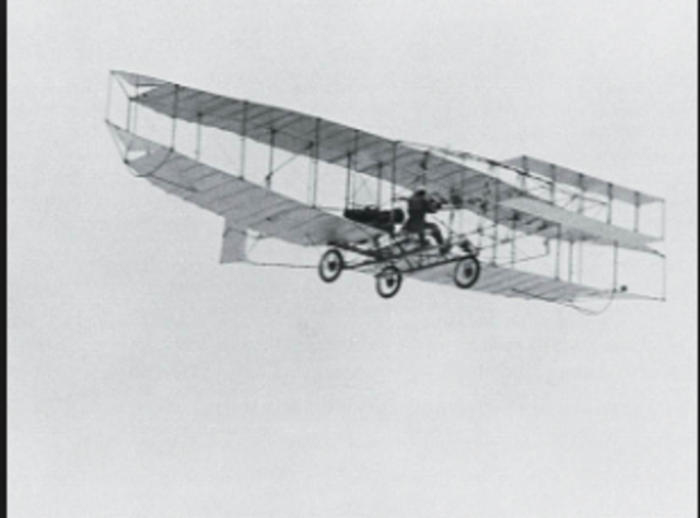 the first airplane