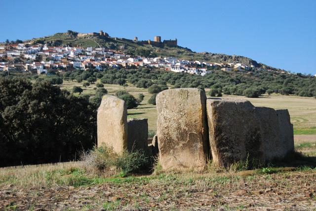 Dolmen de Magacela