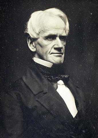 Horace Mann Elected Secretary of the Massachusetts Board of Education