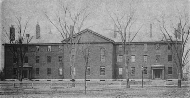Ralph Waldo Emerson Gives the Divinity School Address