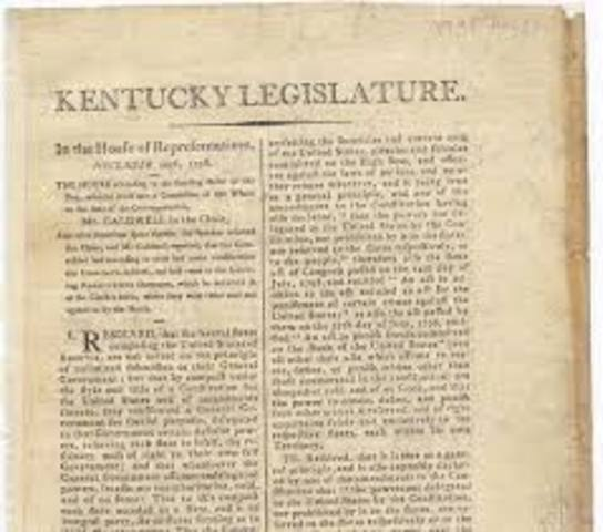 Kentucky Resolution
