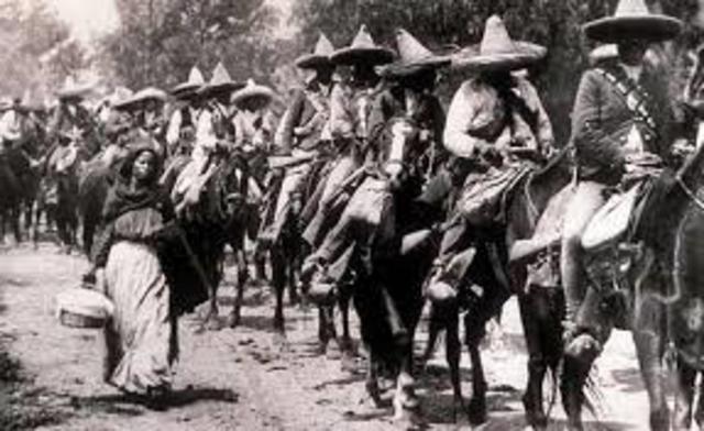 The Mexico Revolution