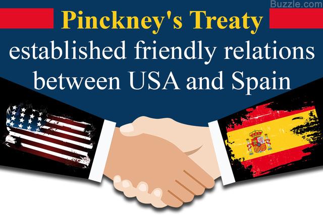 Pickney's treaty