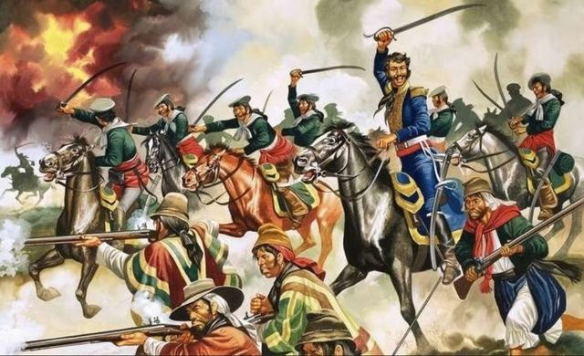 End of South American Revolution