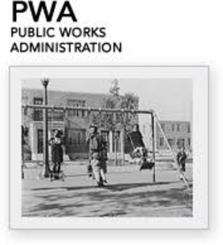 Public Works Administration(PWA)