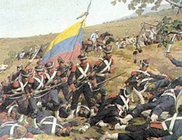The south American Revolution