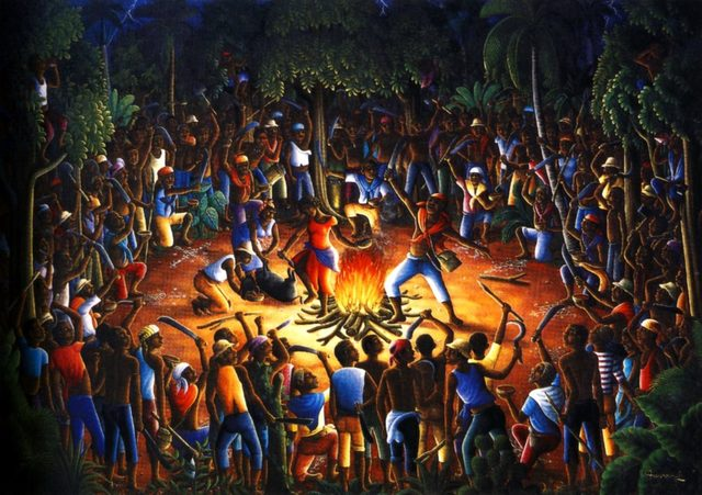 Start Of The Haitian Revolution