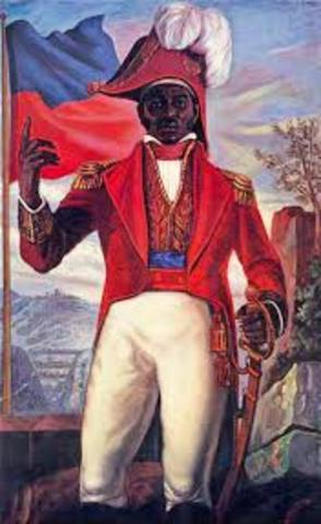 start the Haitian Revolution
