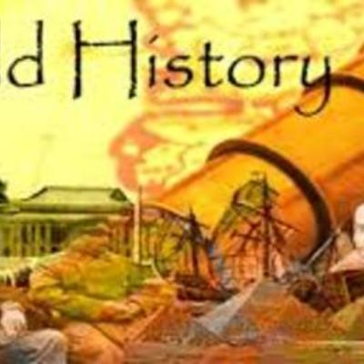 What happened around the world between 1347-1787 timeline