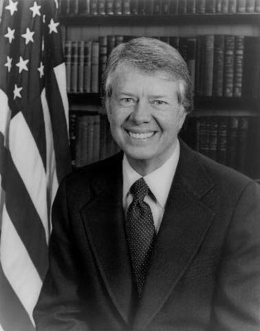 Carter President