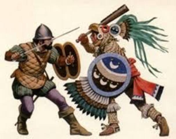 Se ha perdido el pueblo mexica