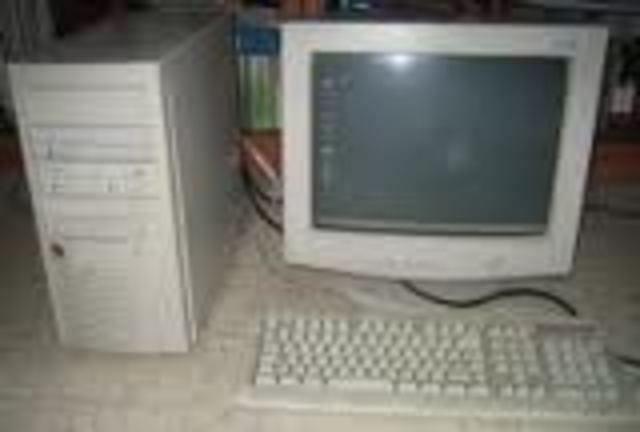 Mi primer PC
