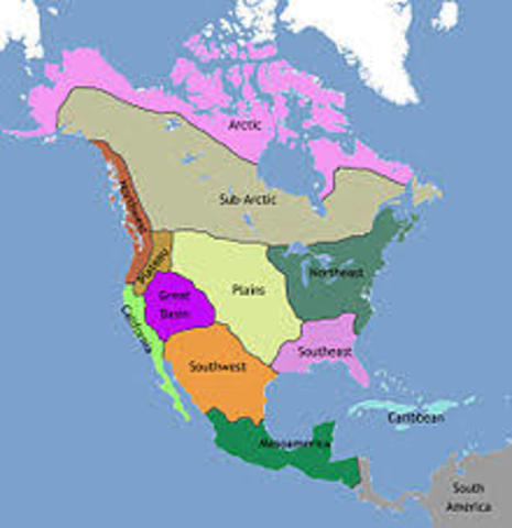 North-American Native Societies