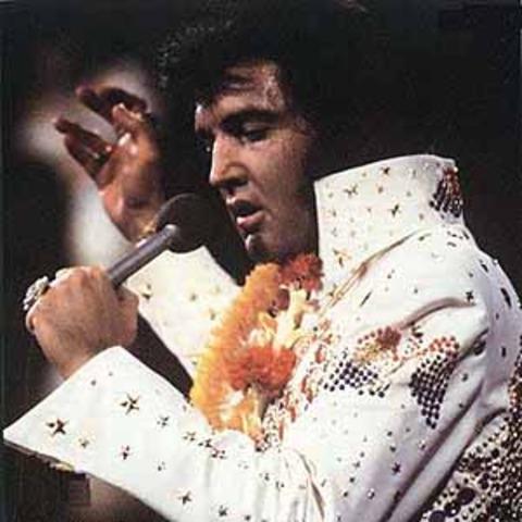 Elvis Is Born!