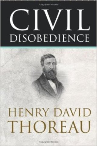 Henry David Thoreau Publishes Civil Disobedience