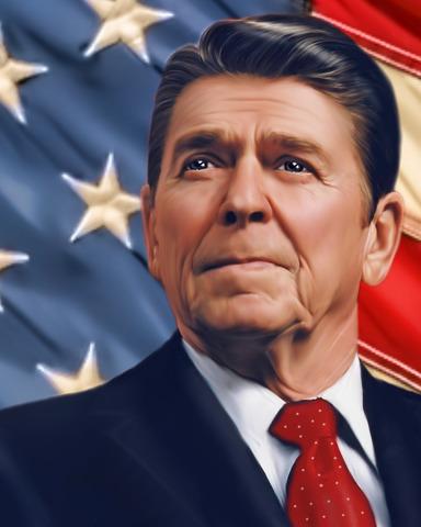 Reagan Elected