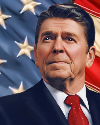Reagan Elected