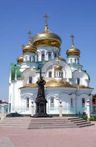 Cтроительство Свято-Троицкого  Храма