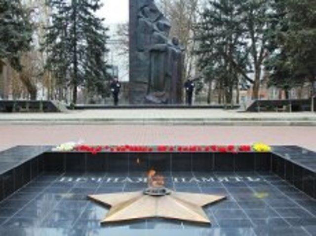 Памятник героям ВОВ «Клятва поколений»