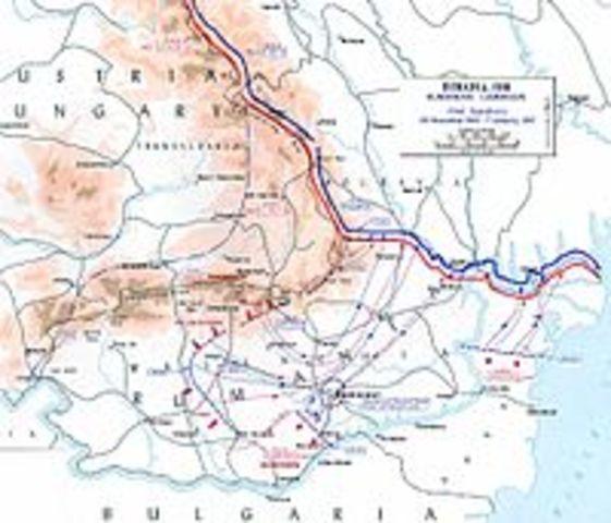 Ulazak Rumunije u rat